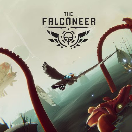 The Falconeer Cover