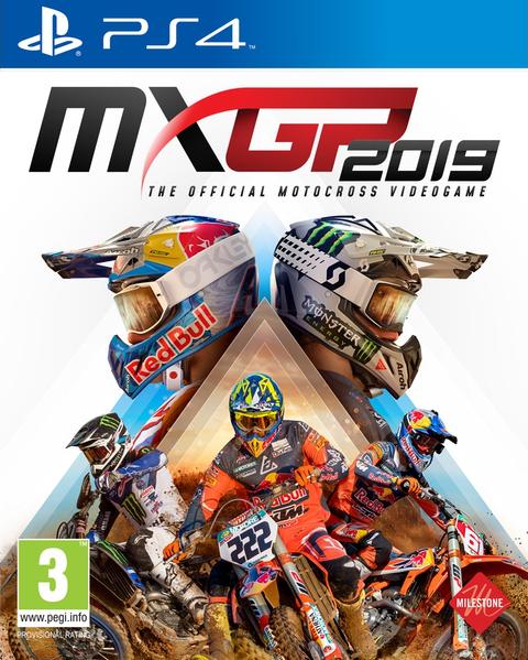 MXGP 2019 Cover