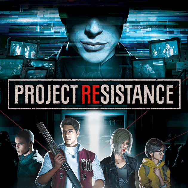 Project Resistance Cover