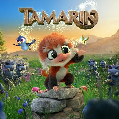 Tamarin Cover