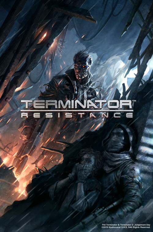 Terminator Resistance Cover