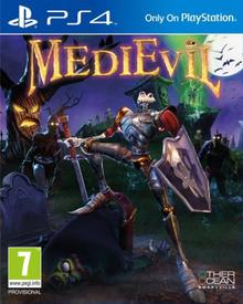 MediEvil Cover