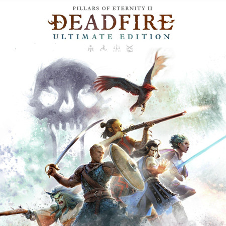 Pillars of Eternity II: Deadfire - Ultimate Edition Cover