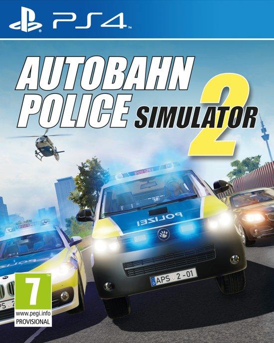 Autobahn Police Simulator 2 Cover