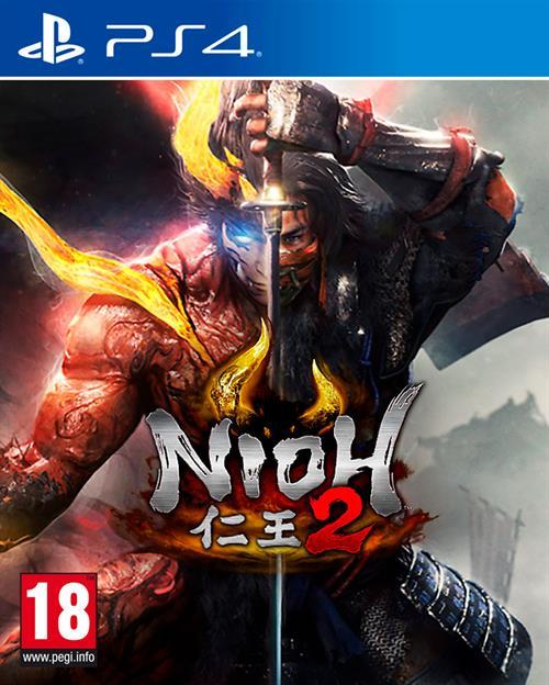 Nioh 2 Cover