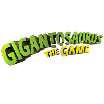 Gigantosaurus: The Game Cover