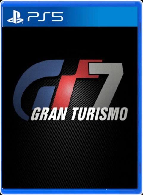 Gran Turismo 7 Cover