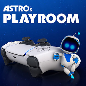 Astro's Playroom Cover