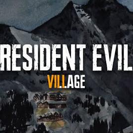Resident Evil VIII Cover