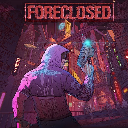 Foreclosed Cover
