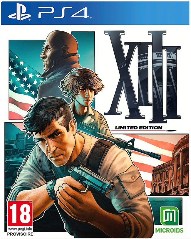 XIII Cover