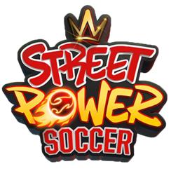 Street Power Soccer Cover
