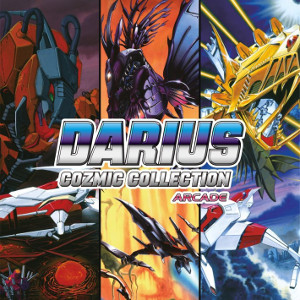 Darius Cozmic Collection Arcade Cover