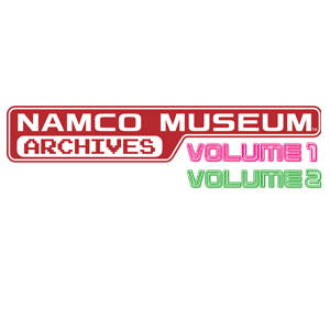 Namco Museum Archives Volume 1 & 2