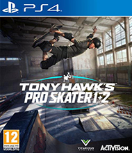 Tony Hawk's Pro Skater 1 and 2 Cover