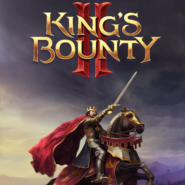 King's Bounty II Cover