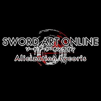 SWORD ART ONLINE Alicization Lycoris Cover
