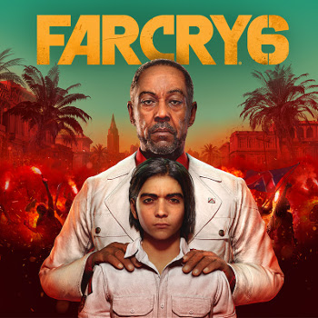 Far Cry 6 Cover