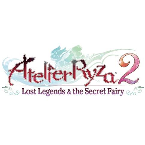 Atelier Ryza 2: Lost Legends & The Secret Fairy Cover