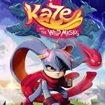 Kaze and the Wild Masks Cover