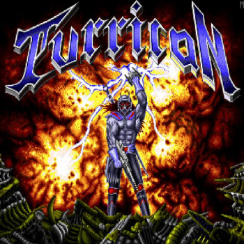 Turrican Cover