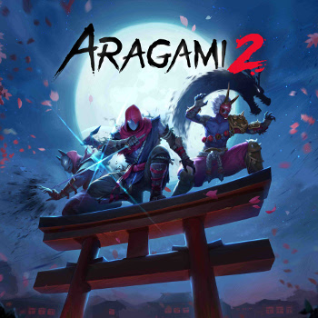 Aragami 2 Cover