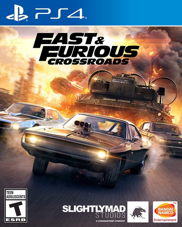 Fast & Furious Crossroads Cover