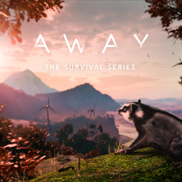 AWAY: The Survival Series Cover