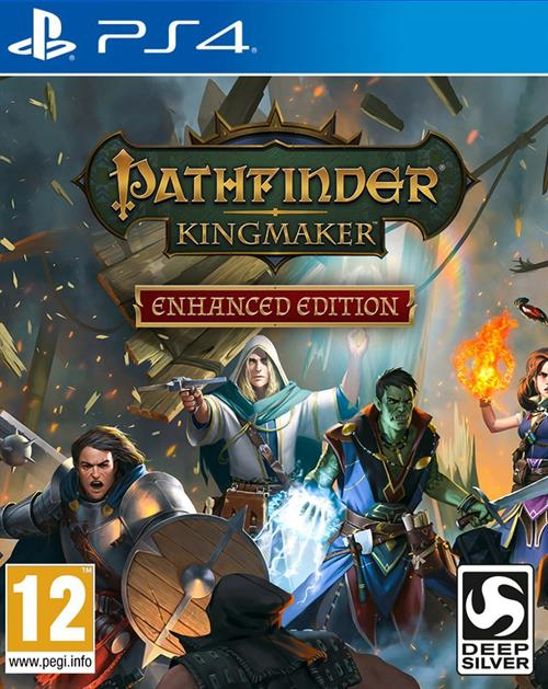 Pathfinder: Kingmaker Definitive Edition Cover