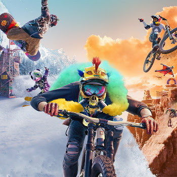 Riders Republic Cover