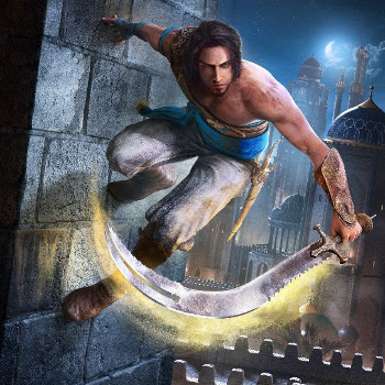 Prince of Persia: The Sands of Time Remake Cover