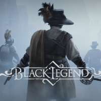 Black Legend Cover