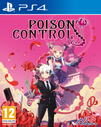 Poison Control Cover