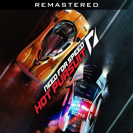 Need for Speed: Hot Pursuit Remastered Cover