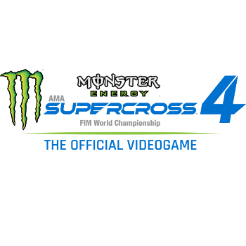 Monster Energy Supercross - The Official Videogame 4 Cover