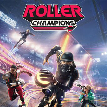 Roller Champions Cover