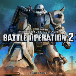 Mobile Suit Gundam Battle Operation 2 Cover