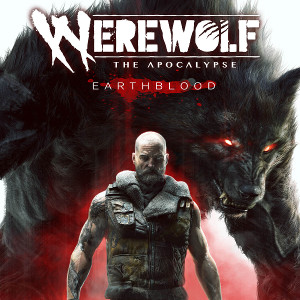 Werewolf: The Apocalypse - Earthblood Cover