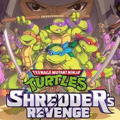 Teenage Mutant Ninja Turtles: Shredder's Revenge Cover