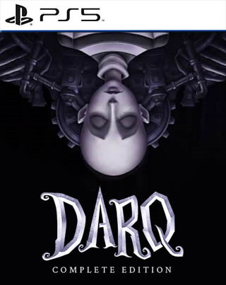DARQ: Complete Edition Cover