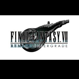 Final Fantasy VII Remake Intergrade Cover
