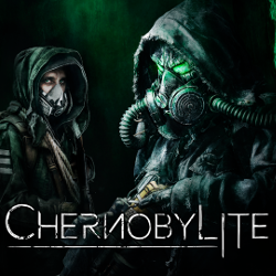 Chernobylite Cover
