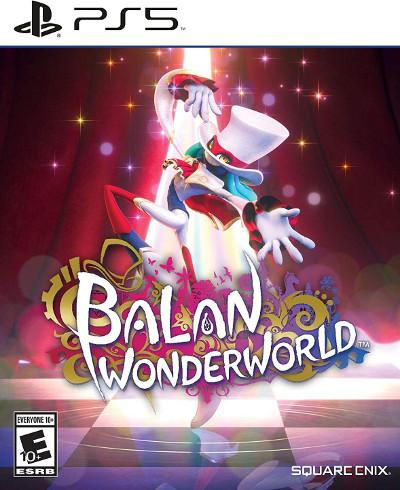 Balan Wonderworld Cover