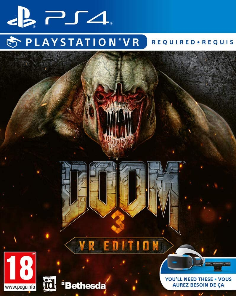 DOOM 3: VR Edition Cover
