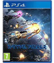 R-Type Final 2 Cover