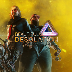 Beautiful Desolation Cover