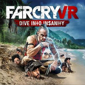 Far Cry VR: Dive Into Insanity Cover