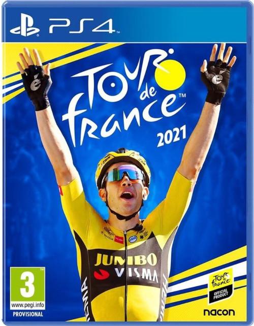 Tour de France 2021 Cover