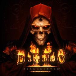 Diablo II: Resurrected Cover