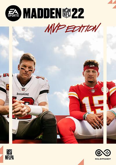 Madden NFL 22 Cover